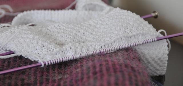 Experimental knitting 1