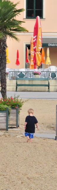 Baden sand